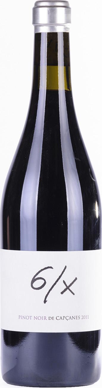 6/X Pinot Noir